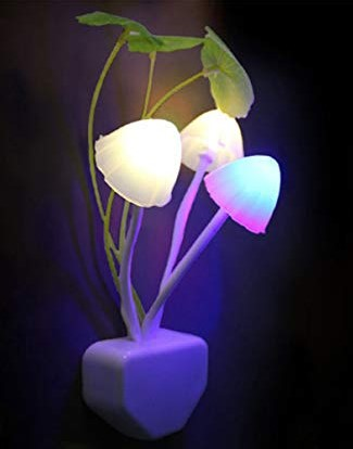 NightLight Green Plants